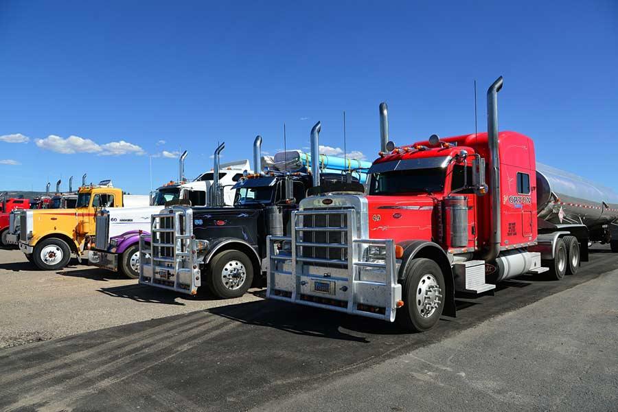 Godstransport med norske lastebiler 2. kvartal 2015