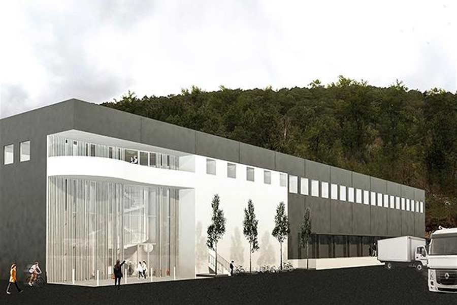 Bygger nytt lager for Norengros i Ålesund