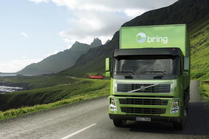 Posten fornøyd med biogassatsing