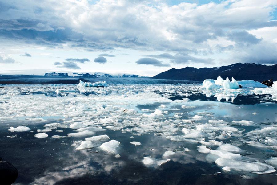 Optimistisk løypemelding om klima