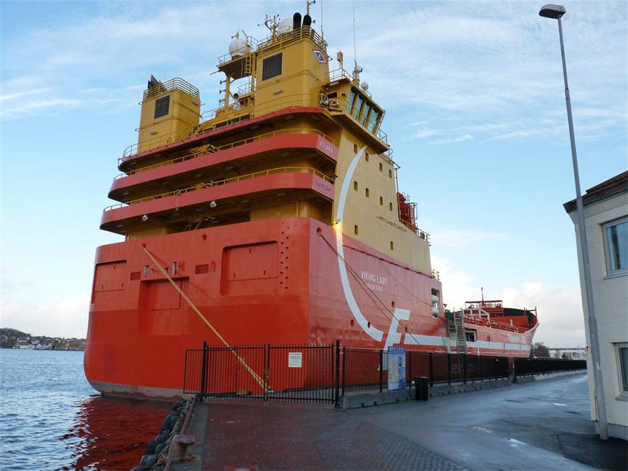 """Hybride systemer i skip er """"happening"""""""