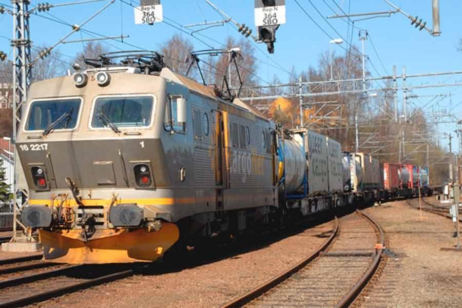 CargoNet med ny togpendel til Skåne