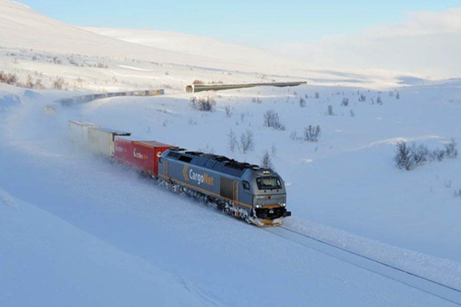Strakstiltak skal løfte gods på jernbane