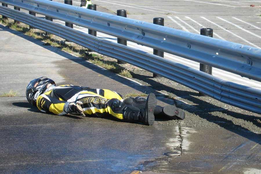 Mot sikrere tider for motorsyklistene