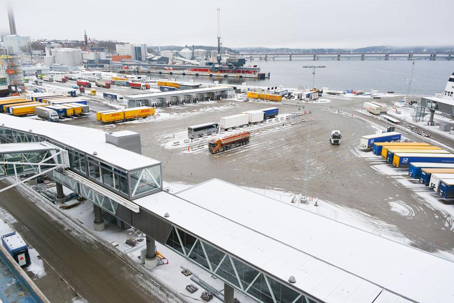 Effektivisering av norske havner: Bra for business og miljø