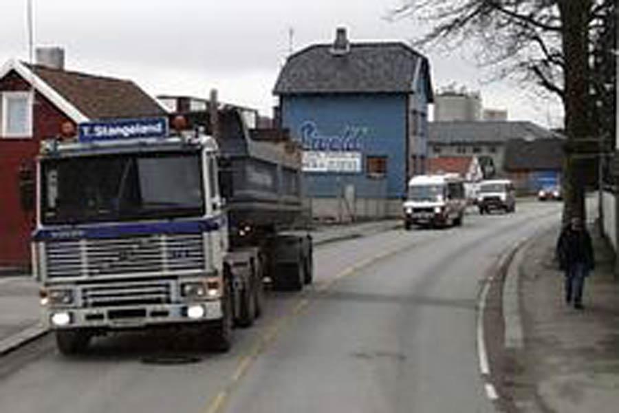 Bedre kvaliteten i lastebilnæringen