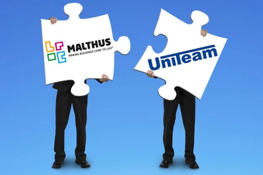 Malthus og Uniteam slår seg sammen