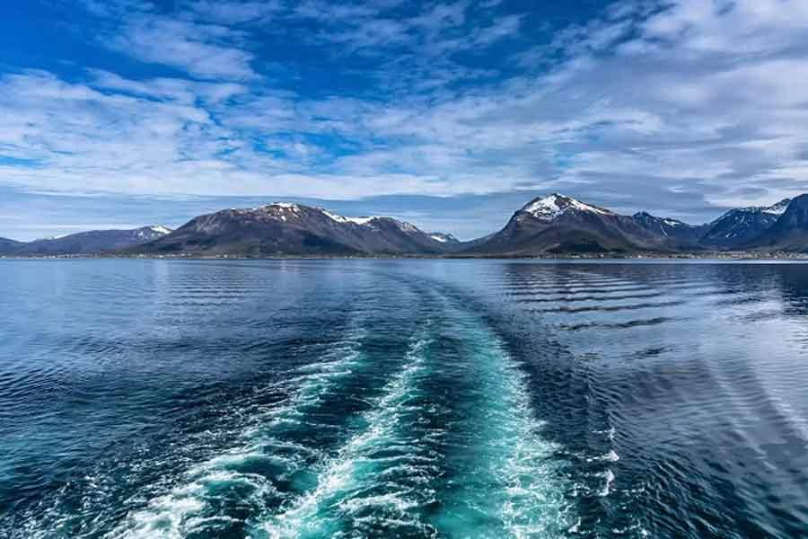 Stort potensiale for mer sjøtransport