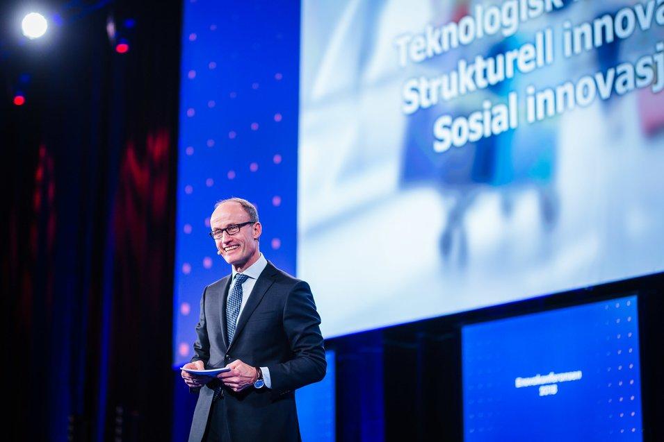 Teknologioptimismen må ikke bli en hvilepute