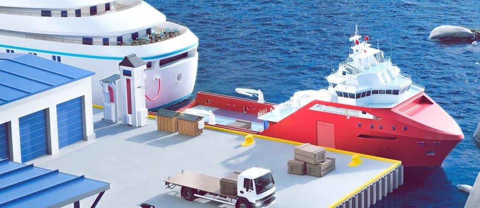 Landstrøm til skip i norske havner
