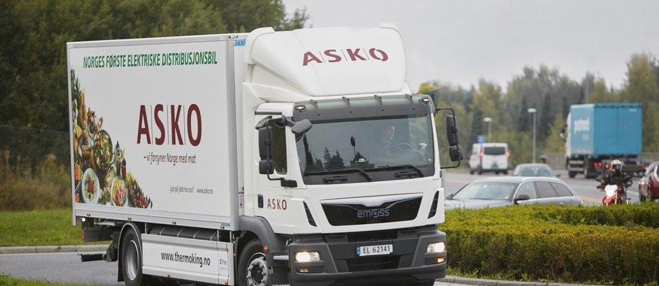 Energi- og klimatiltak i landtransport