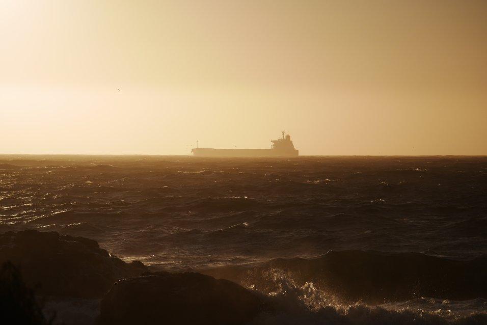 Sjøtransport er mest miljøvennlig