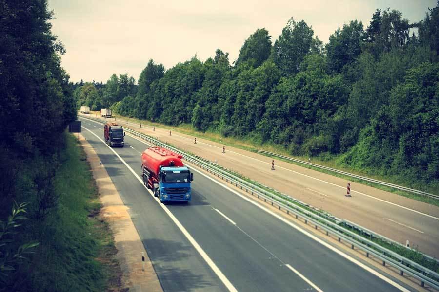 Historisk lave dødstall på norske veier i 2020