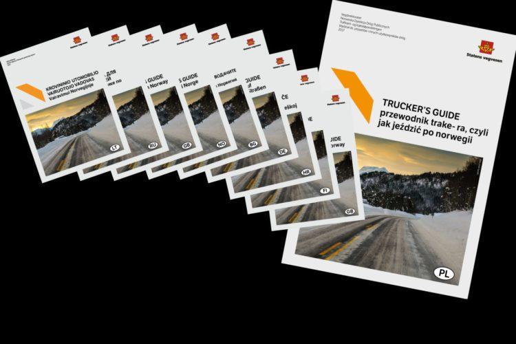 Truckers guide i ny utgave – på ti språk