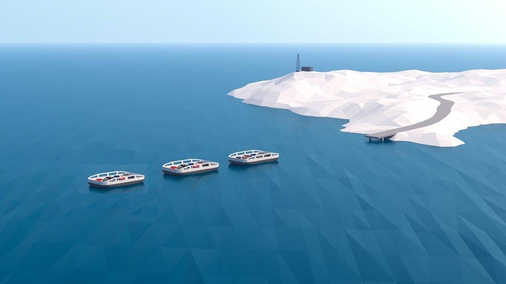 Forsker på ITS-løsninger for autonome ferger og skipsfrakt «on-demand»