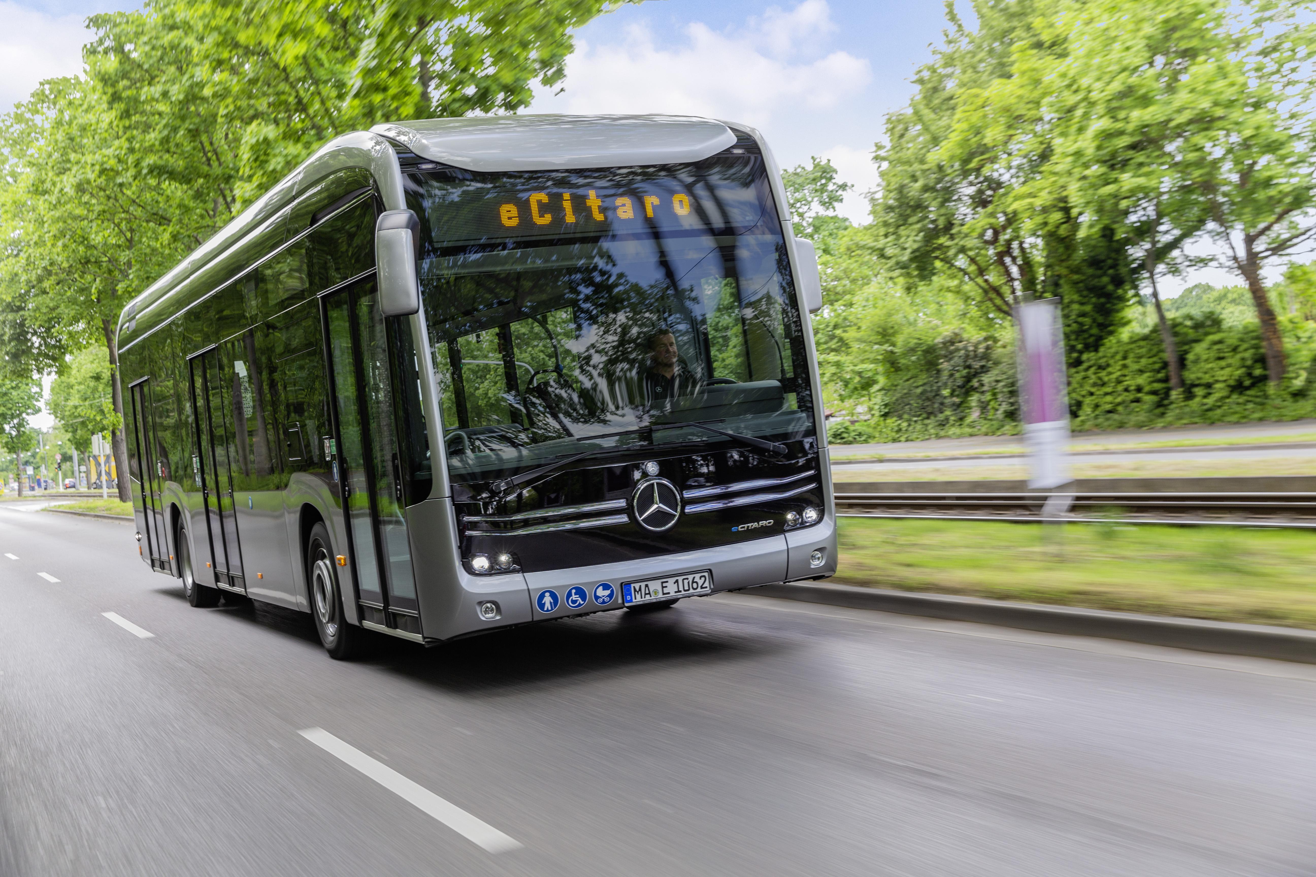 Utslippsfrie busser