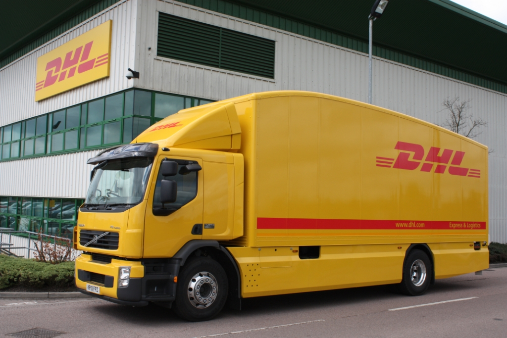 DHL Express er ISO 50001 Energi-sertifisert