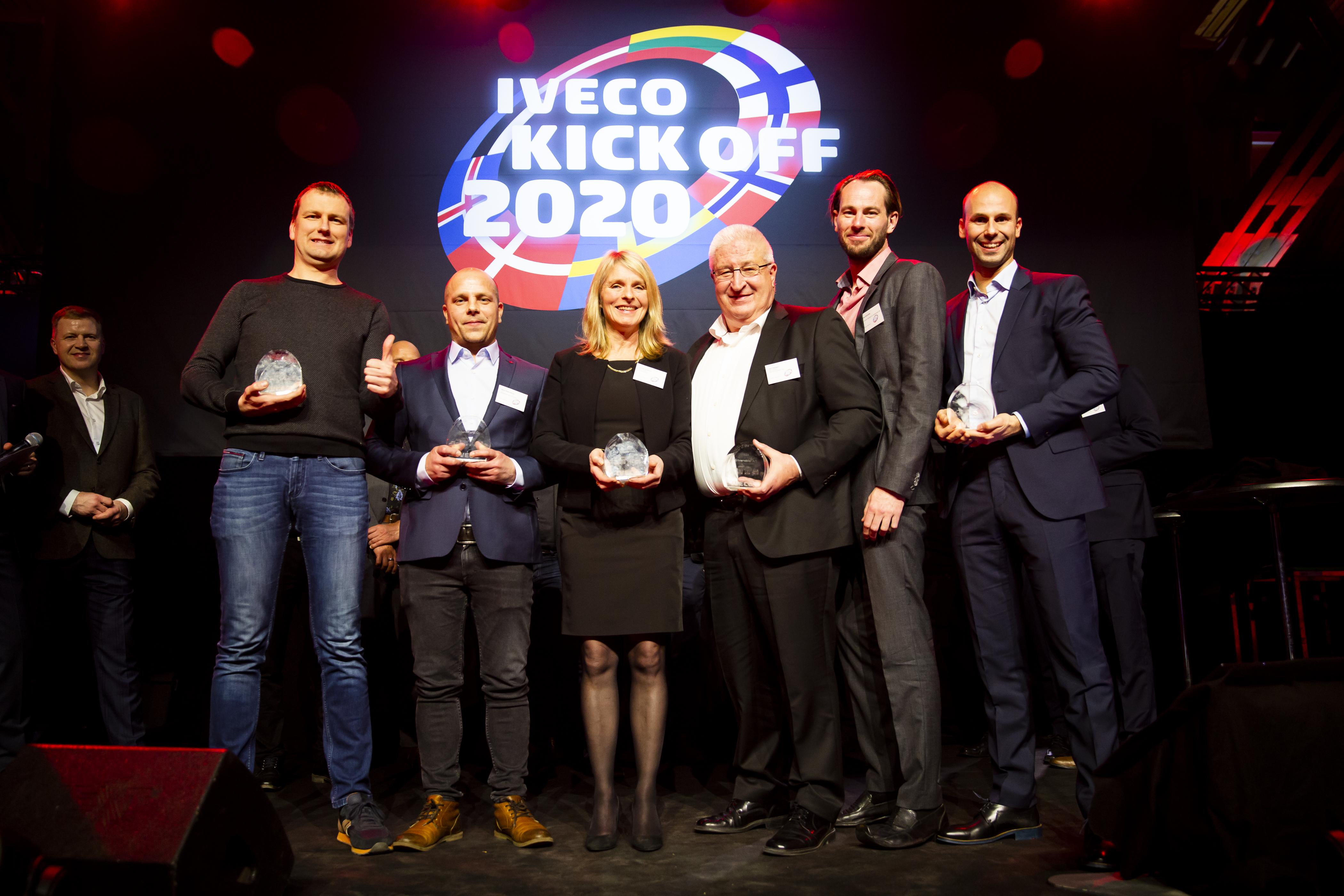 Årets Iveco-forhandler er AS Autoservice