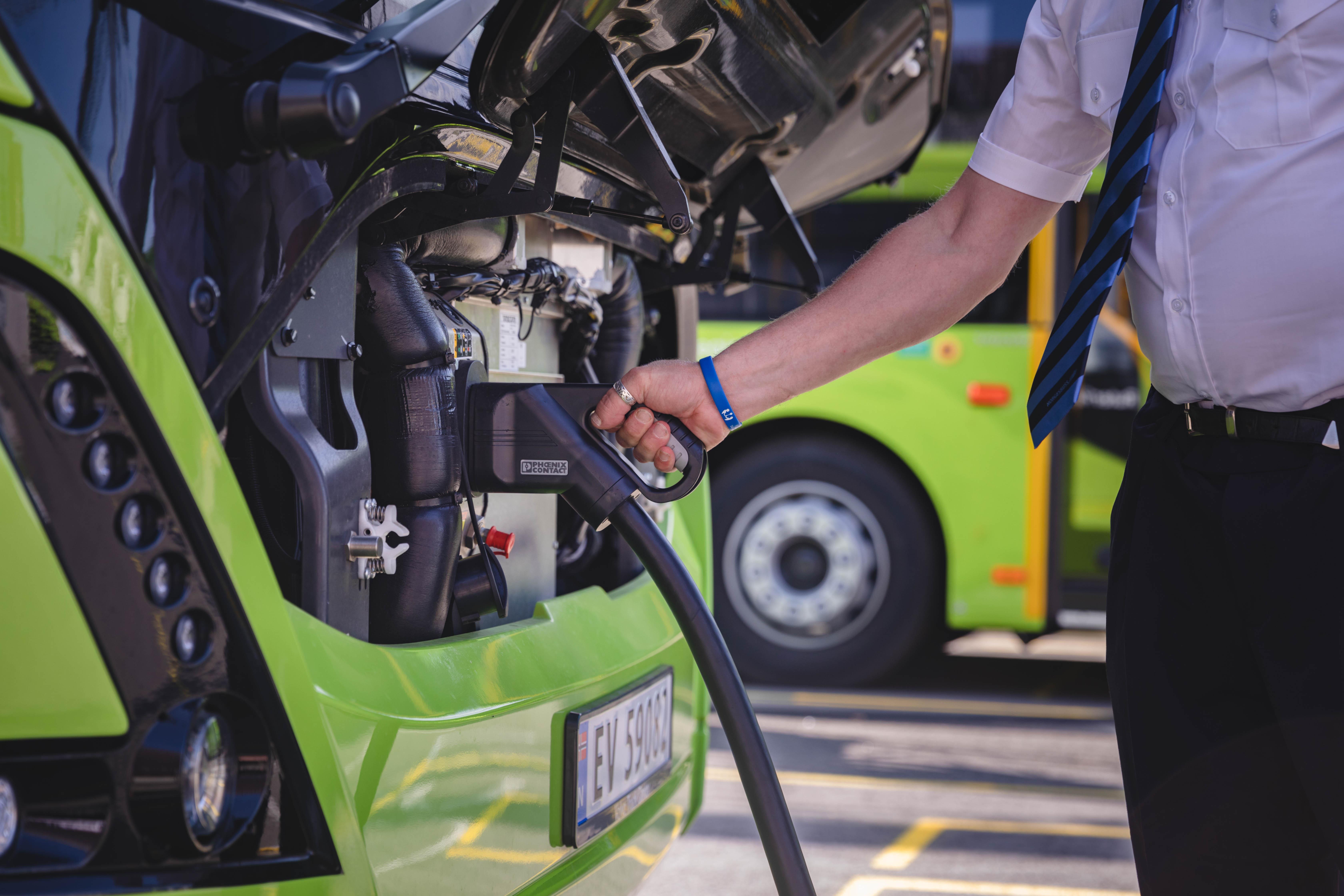 Legger til rette for elektrisk transport