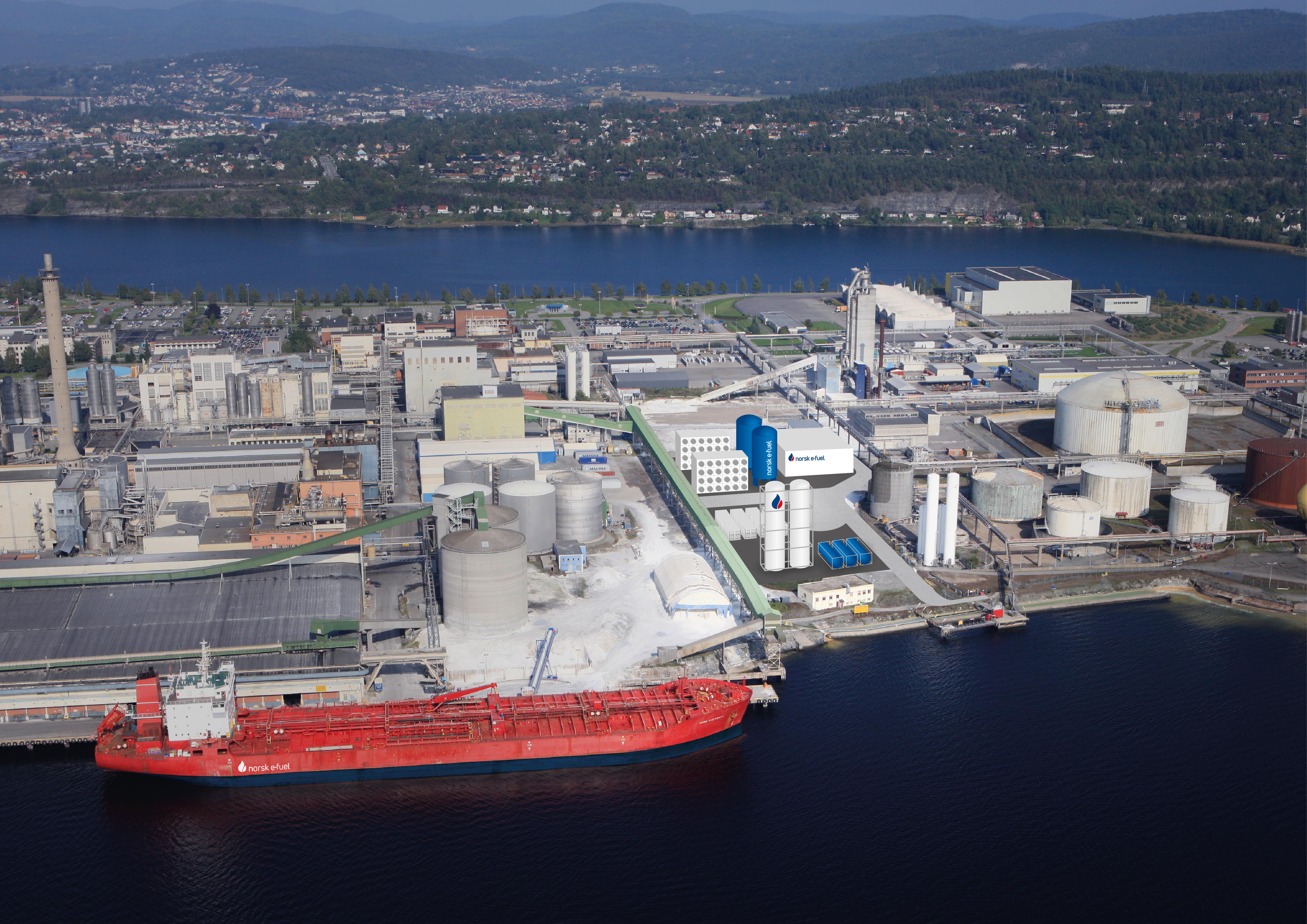 Skal produsere bærekraftig hydrogenbasert flydrivstoff i Norge