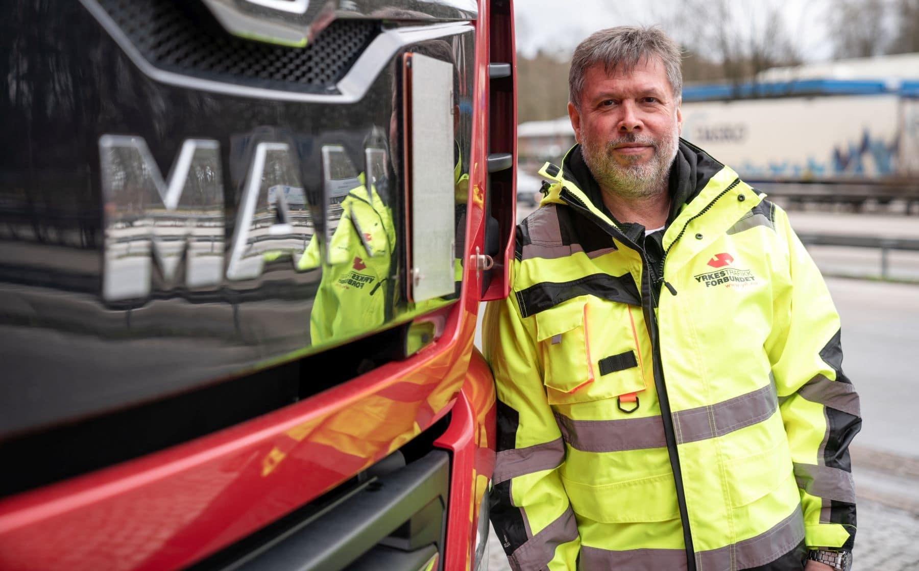 Yrkessjåfører vil prioritere trafikksikkerhet