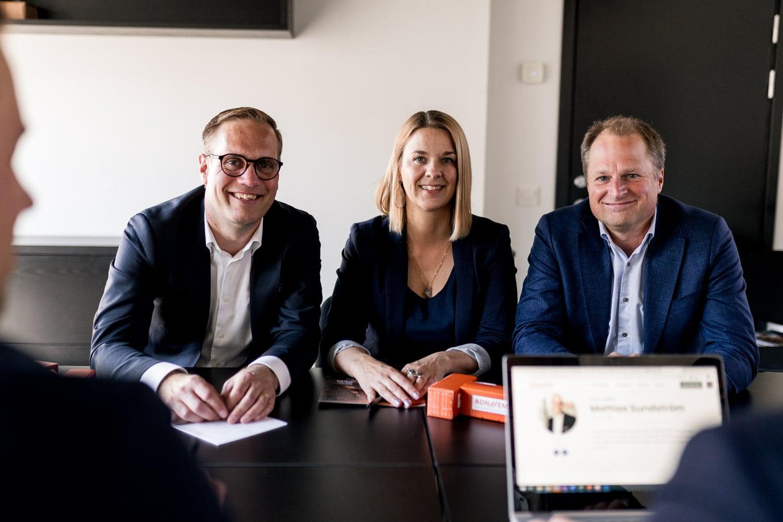Adnavem får Volvo Group Venture Capital som ny investor og fortsetter å skape endring i logistikkbransjen
