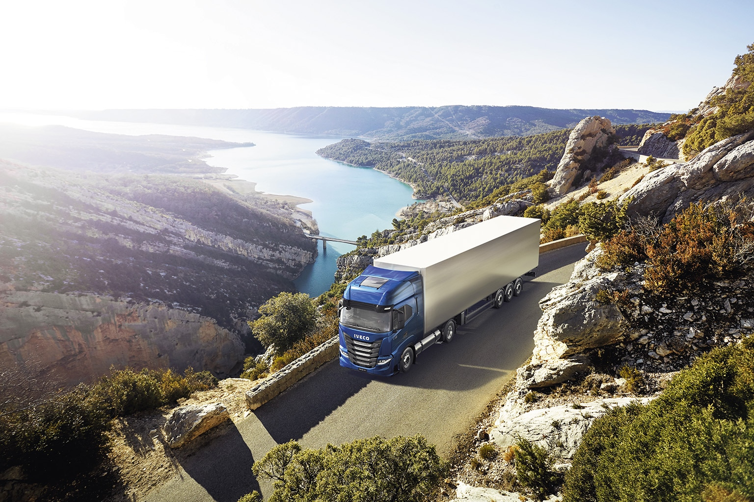 """Vant prisen """"Sustainable Truck of the Year 2021"""""""