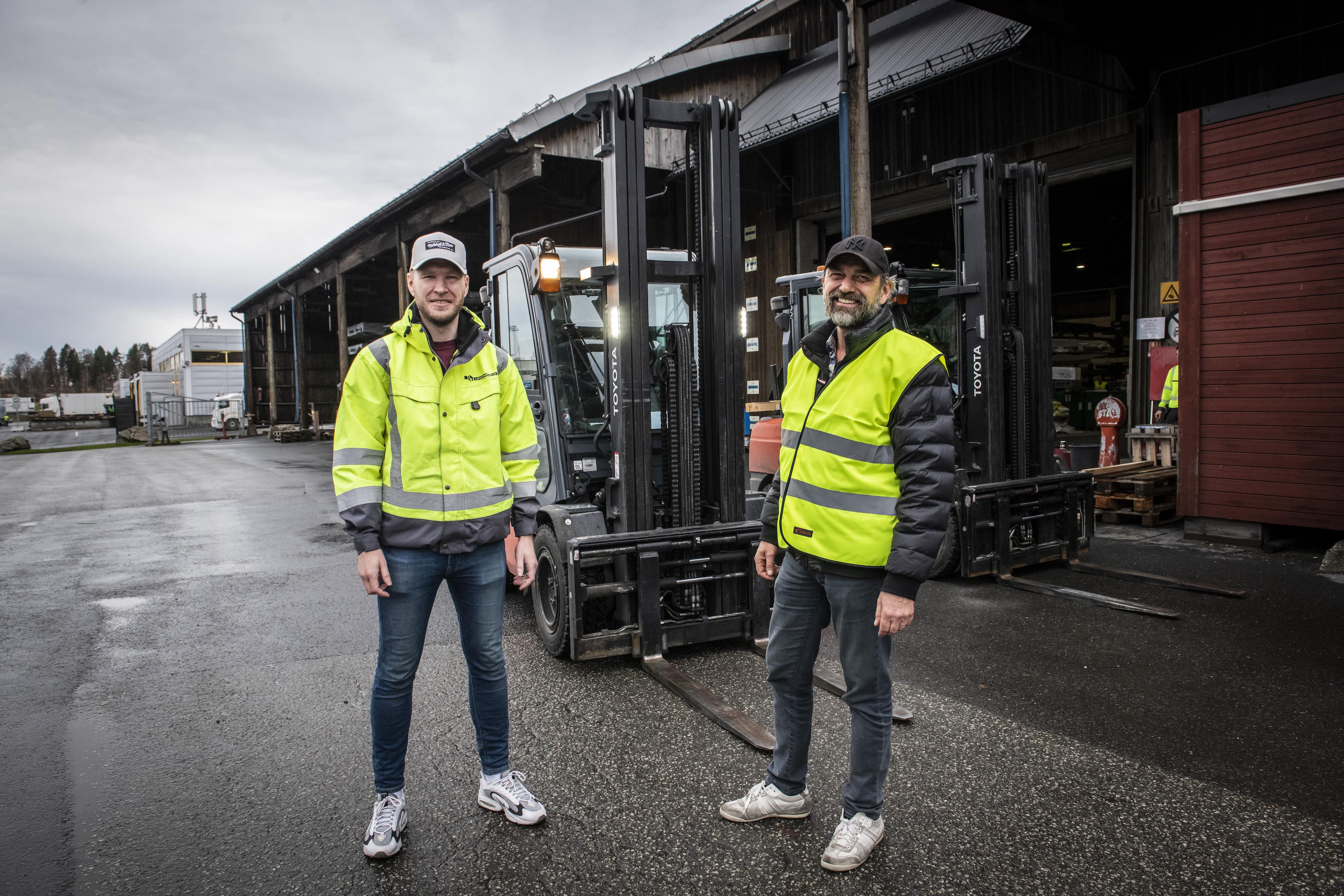 Ny transportsjef skal effektivisere logistikken