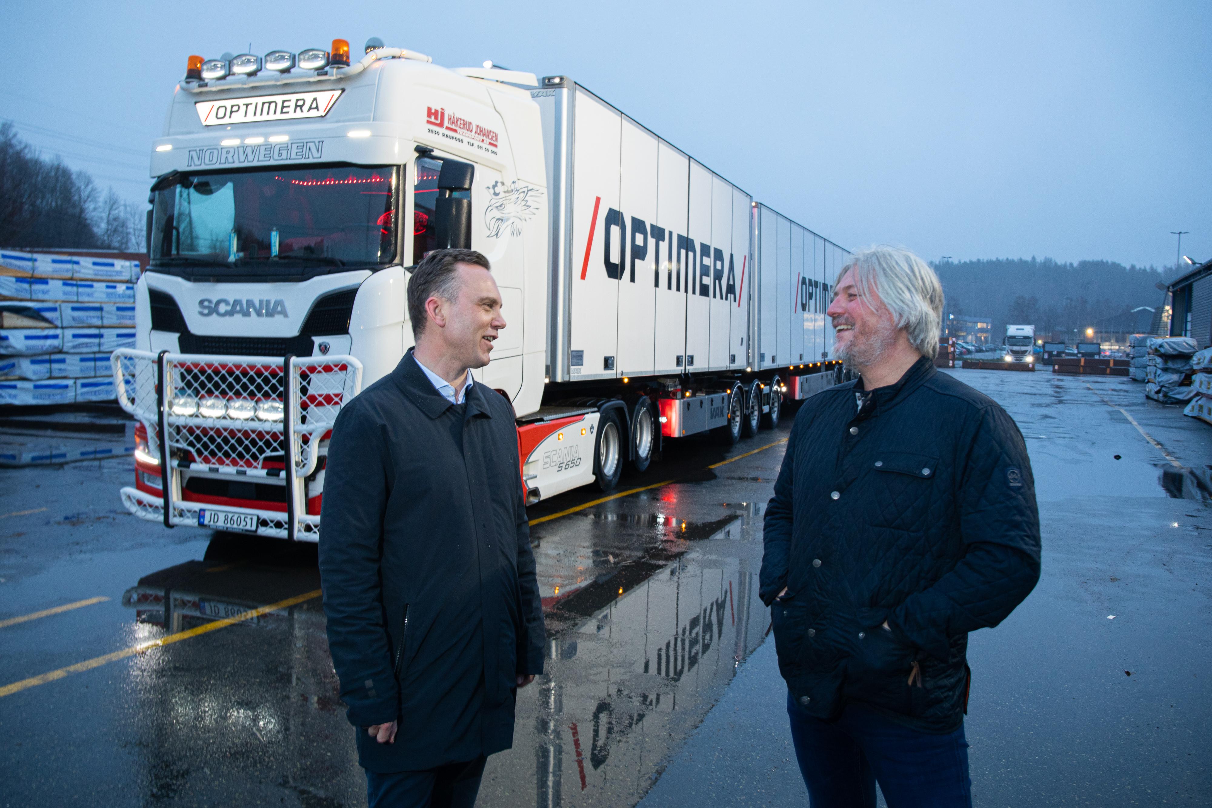 Logistikkgrep gir miljøgevinster