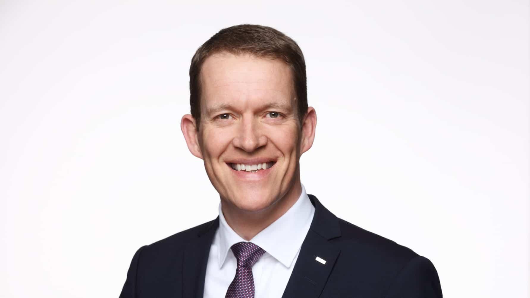 Burkhard Eling overtar som CEO i Dachser
