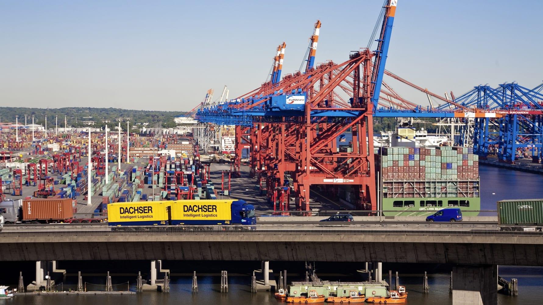 Dachser Air & Sea Logistics omorganiserer regional ledelse