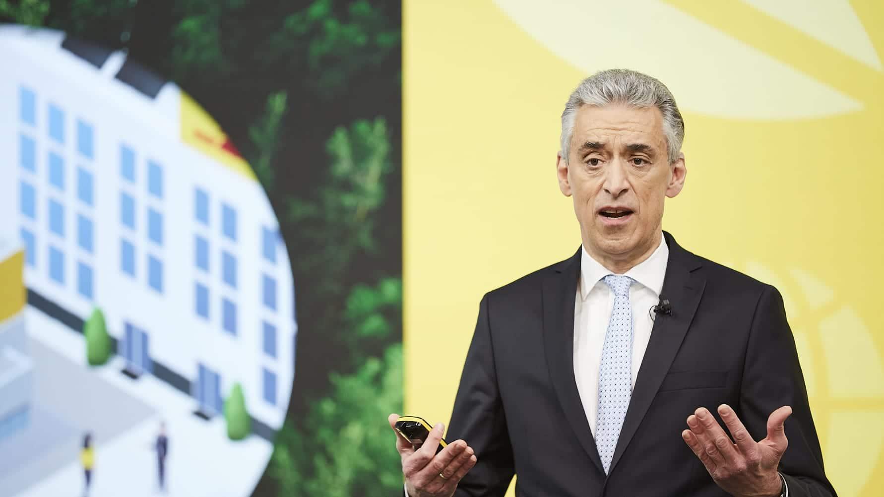 Deutsche Post DHL Group investerer 7 milliarder euro i klimanøytral logistikk frem til 2030