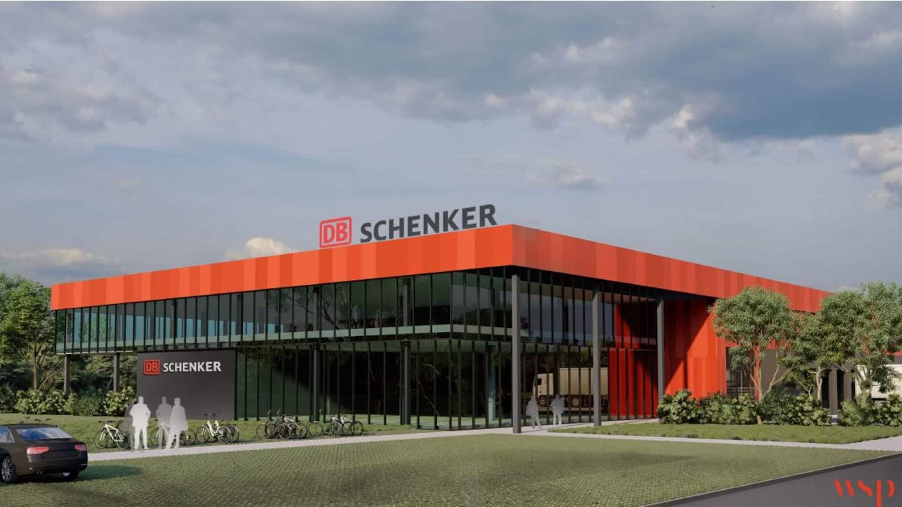 DB Schenker investerer i ny godsterminal i Bergen