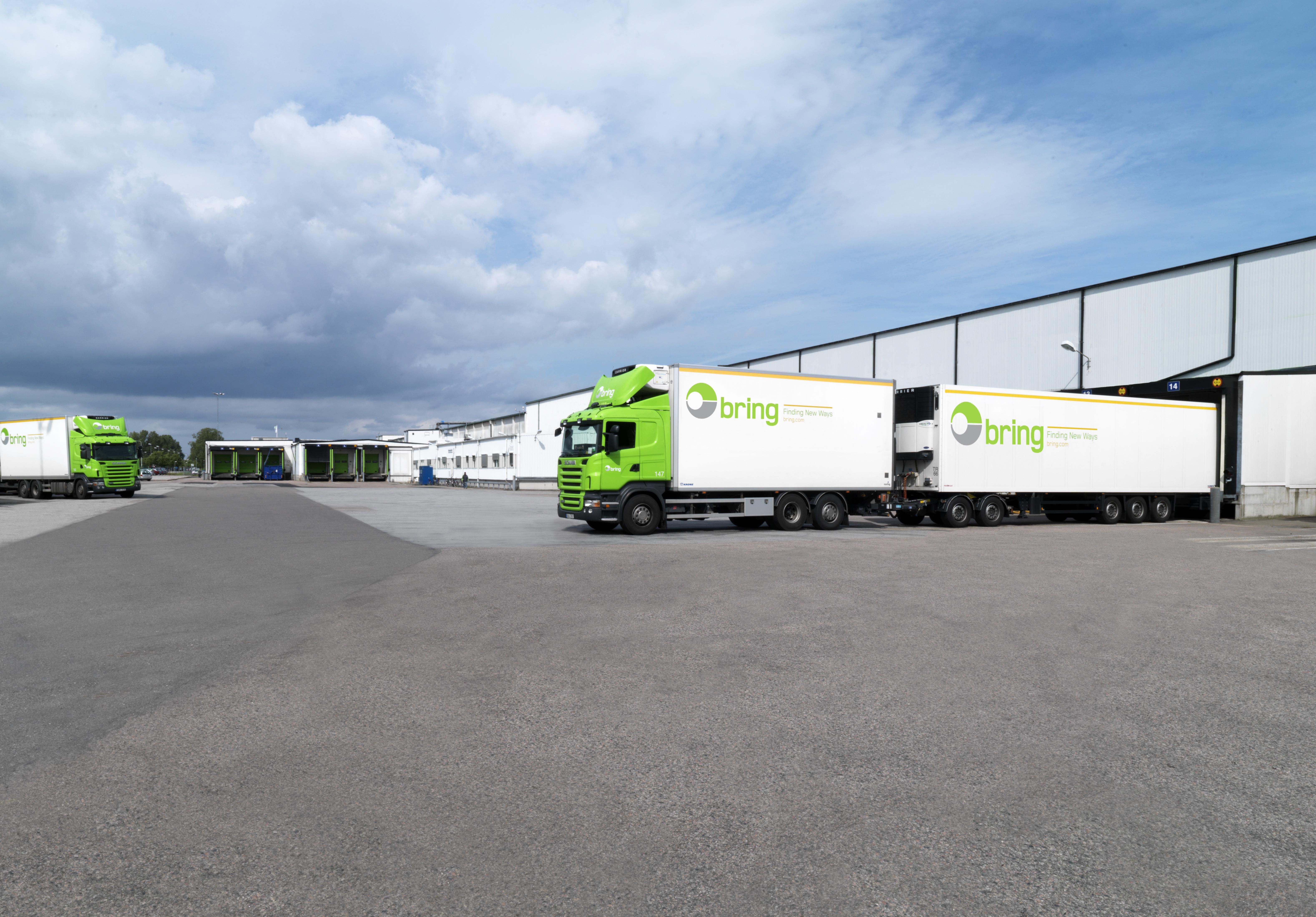 Posten Norge stopper salget av svenske Bring Frigo AB til Aurelius