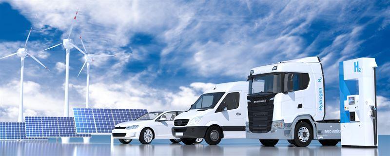 Nå satser Michelin massivt på hydrogendrevet transport