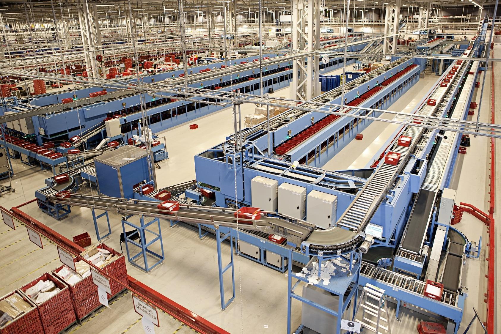 ClevAir energioptimaliserer terminalbygg for Posten Norge AS