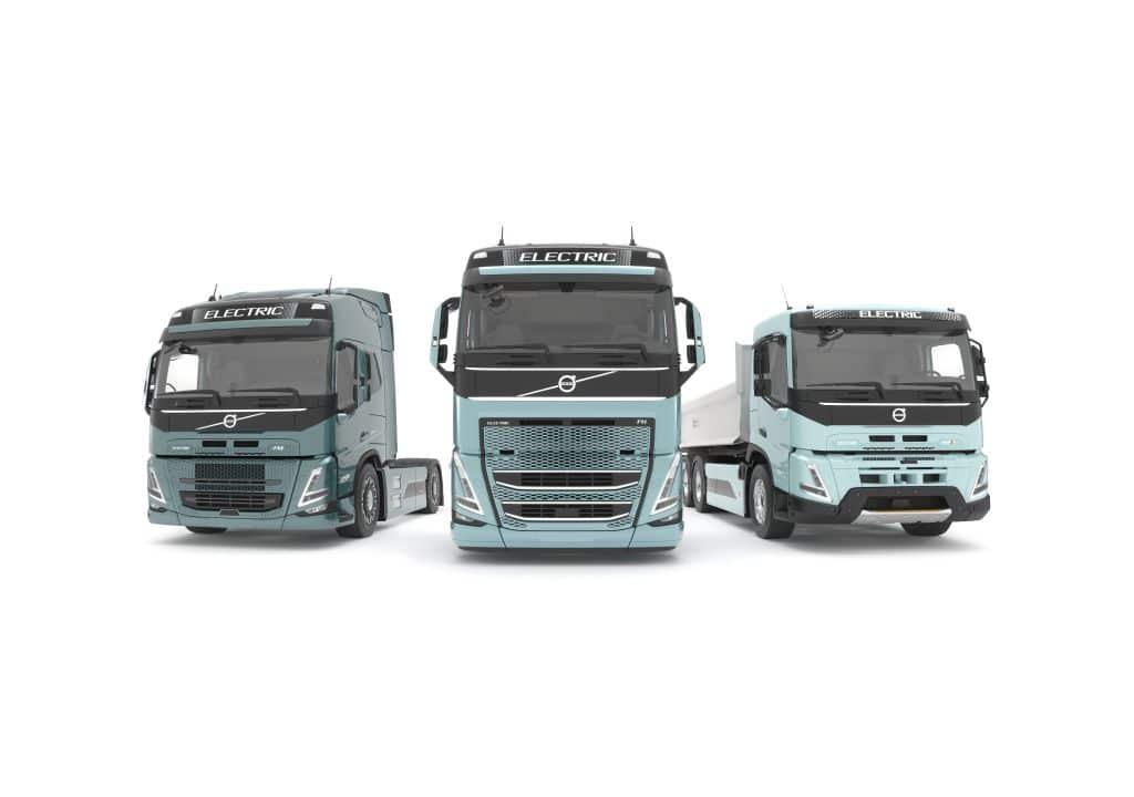 Letter på sløret rundt teknologien i sine nye tunge elektriske lastebiler