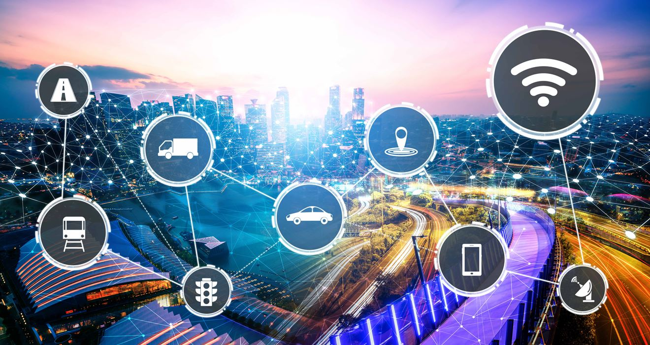 Framtidas transport er elektrisk og digital