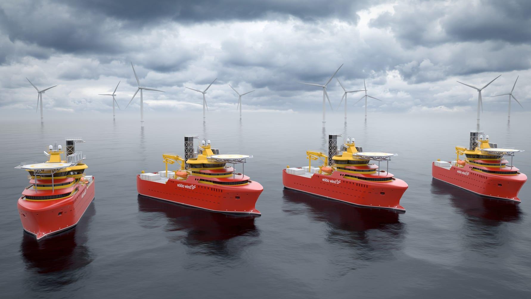 Enovastøtte til 15 hydrogenprosjekt i maritim transport
